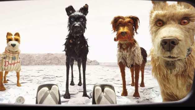 Risultati immagini per l'isola dei cani