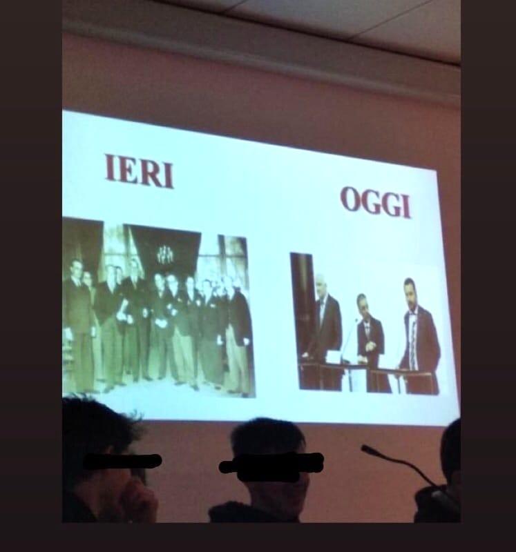 Studenti associano in video le leggi razziali a Salvini