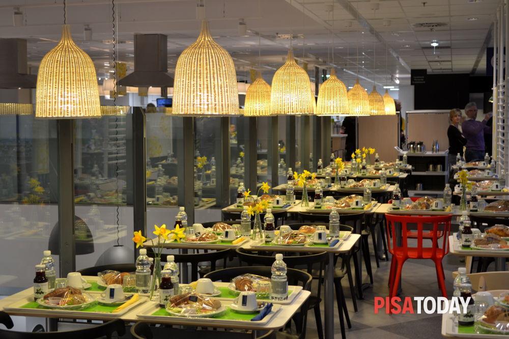 Inaugurazione Ikea A Pisa