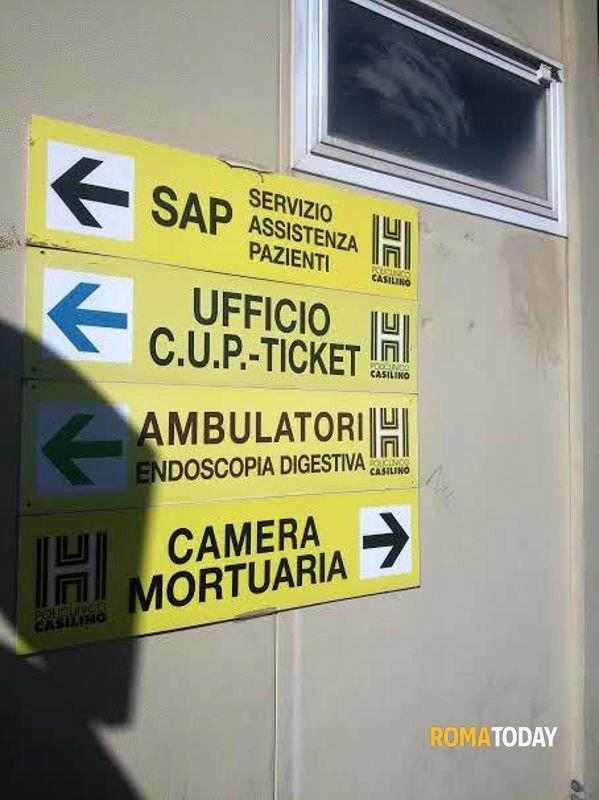 Policlinico Casilino obitorio da 30 anni alla stessa