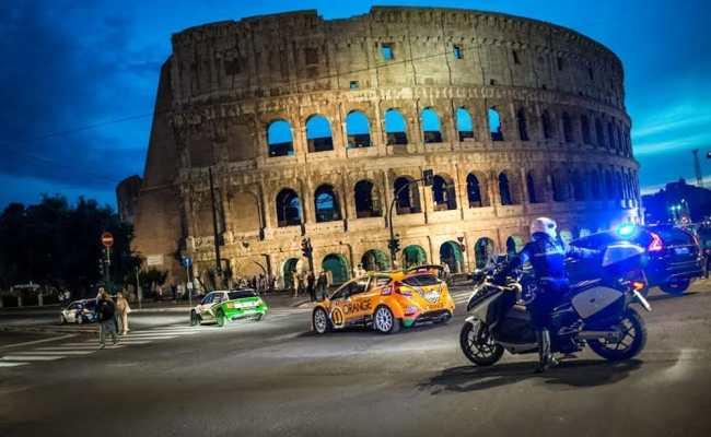 Rally Roma Capitale Dal 15 Al 17 Settembre 2017