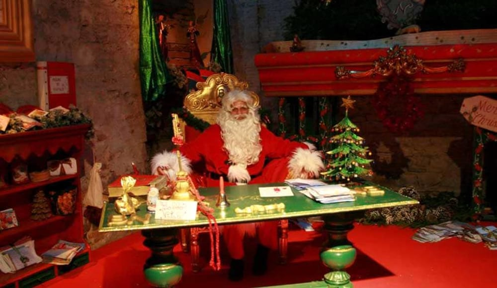 La Casa Di Babbo Natale A Grugliasco Eventi A Torino