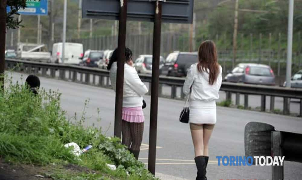 Prostitute aggredite e picchiate  Stupinigi sp 143
