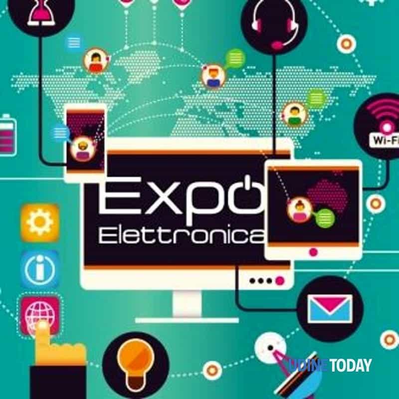 expo elettronica e olimpiadi robotiche alla fiera di udine