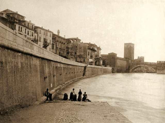 Attacco del muraglione destro a Castelvecchio - G. Bertucci, 1895-96-2-2-3