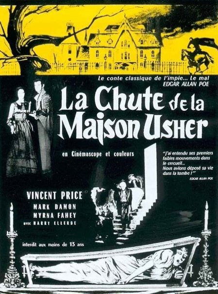 La Caduta Della Casa Usher  film a Palermo