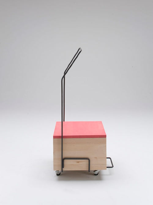Maisonnette Multifunctional Furniture by Simone Simonelli
