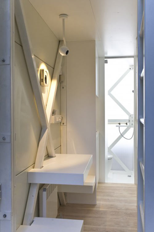 Worlds Thinnest House: Keret House by Jakub Szczesny in interior design architecture  Category