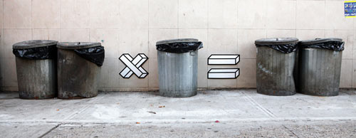 Sum Times by Aakash Nihalani in art  Category