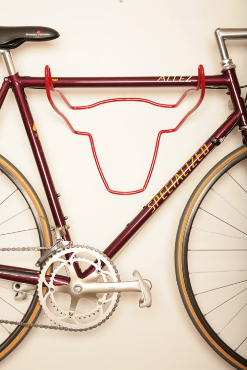Trophy Bicycle Holders by Outline Works in home furnishings Category