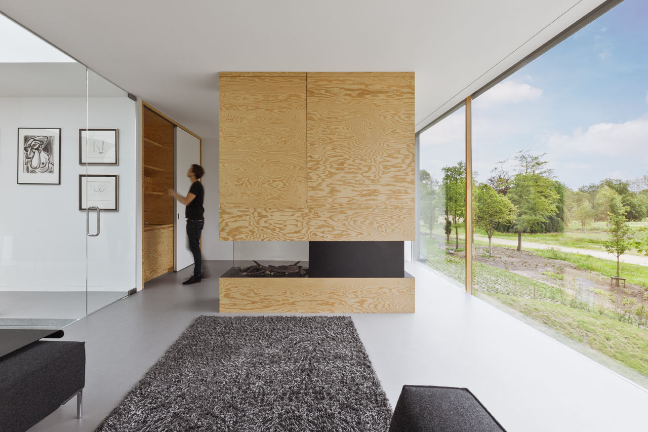 Plywood Paradise Home 09 By I29 Interior Architects Design Milk