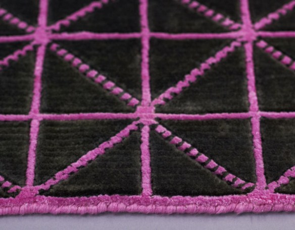 ALIGN: A Limited Edition Rug by Joe Doucet & Odabashian in home furnishings Category