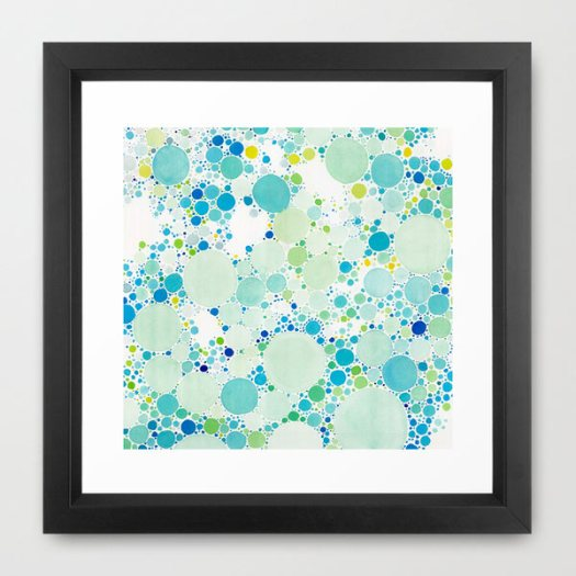Fresh From The Dairy: Watercolor Patterns in technology home furnishings art Category