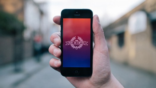 Run An Empire: The Most Territorial Fitness App in technology Category
