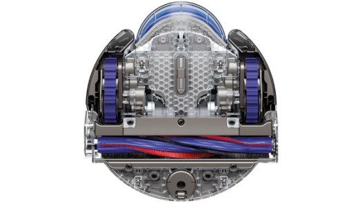 16 Years In the Making: The Dyson 360 Eye Robot Vacuum in technology main Category