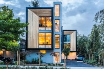 Seattle Modern Townhouse Designs