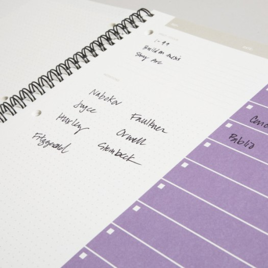 Ghostly & Behance Action Method Notebooks For Designers