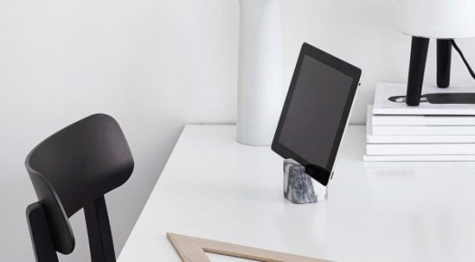 Blok Marble Tablet Stand