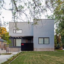 Minimalist Two-Story House Designs