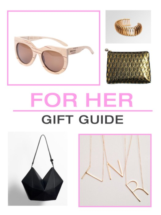 2015 Gift Guide: Her