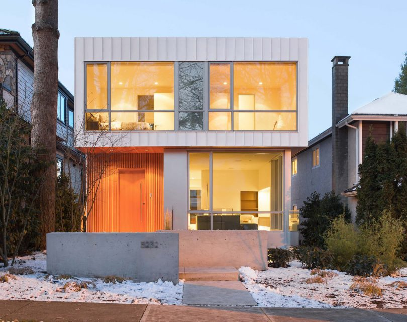 Folded House by Scott Posno Design