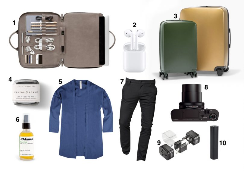 10 Carry-On Essentials We Always Travel With
