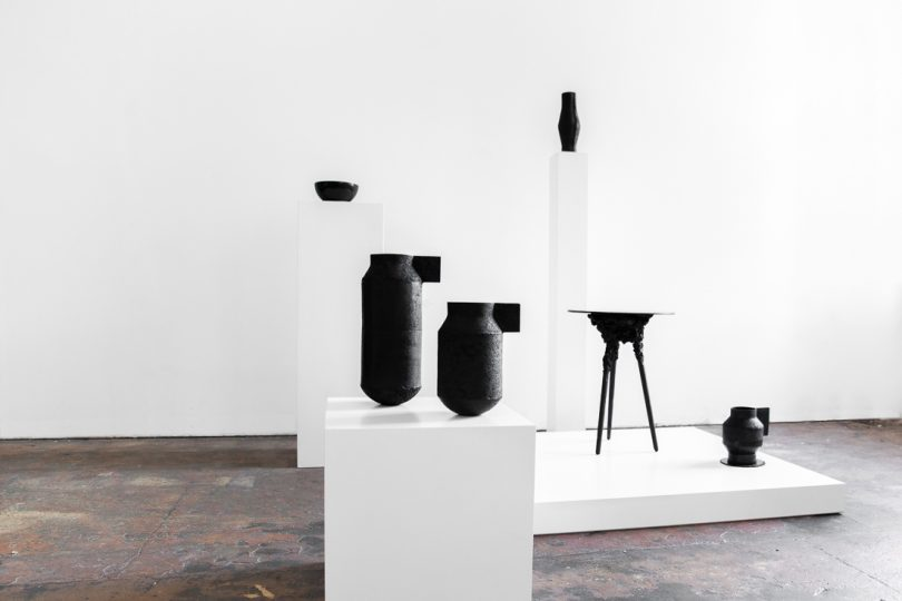 Forgotten Collection by Anja Lapatsch and Annika Unger