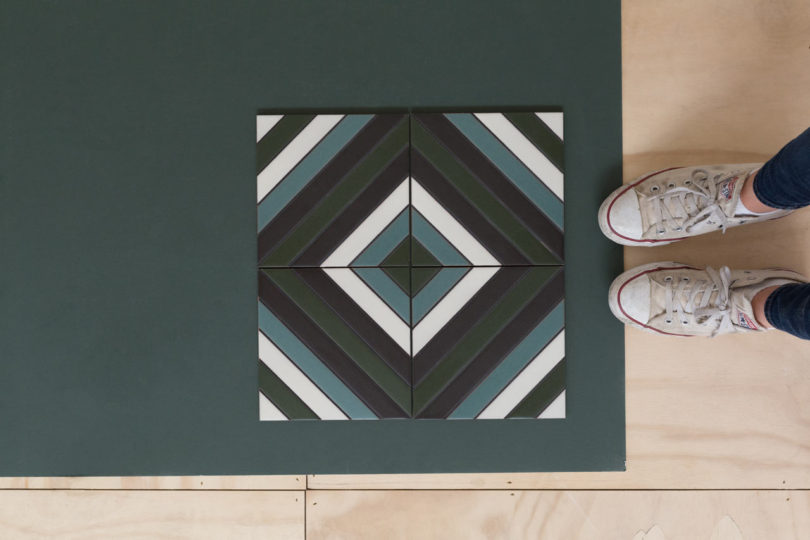 The Agrarian Handpainted Collection from Fireclay Tile – Danti