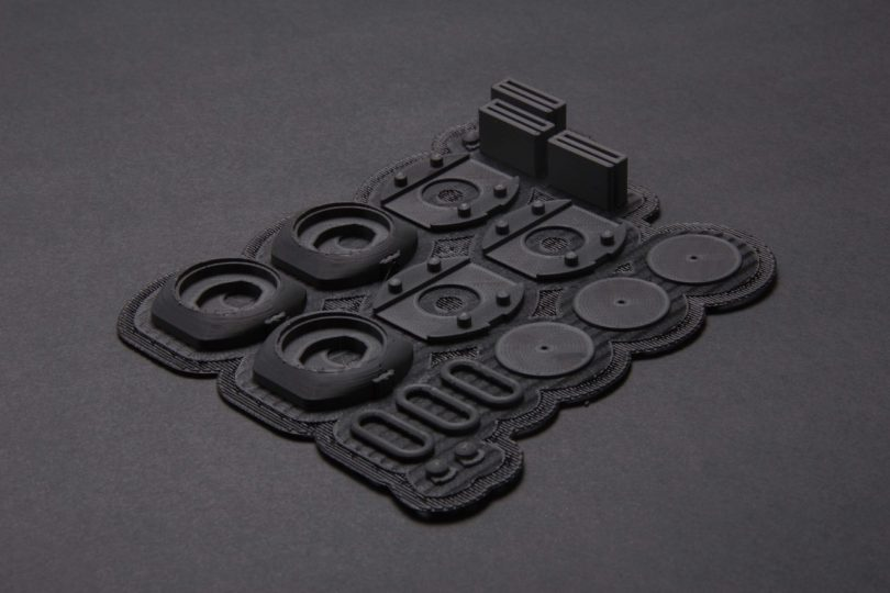 Notaroberto-Boldrini STEP Watches Wrap Swiss Movement Inside 3D Printed Cases