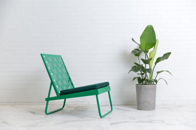 Outdoor Sunday Lounge Chairs by Revolution Design House