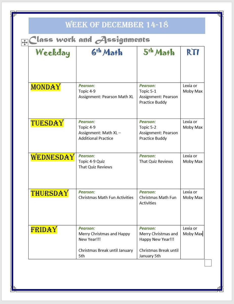 hight resolution of 5th \u0026 6th Grade Math Virtual Learners (County Wide) – Emily Hammock –  Livingston Middle School