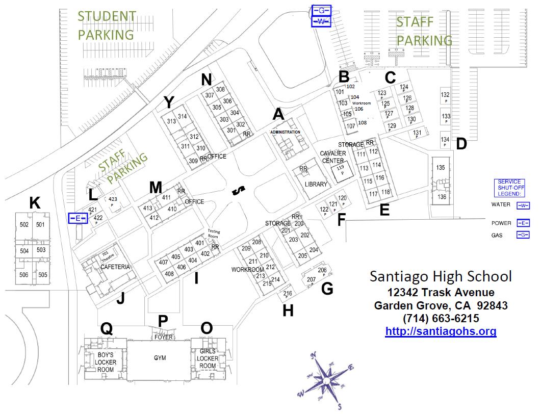 School map – School map