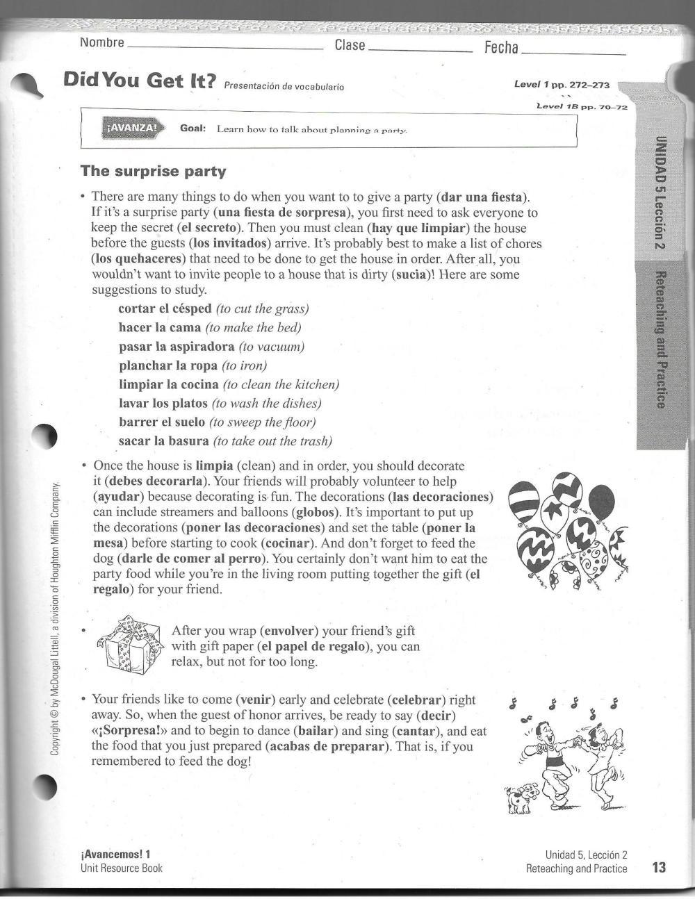 medium resolution of Blizzard Bags – Mrs. Doreen A Warther – St. Andrew-St. Elizabeth Ann Seton  School