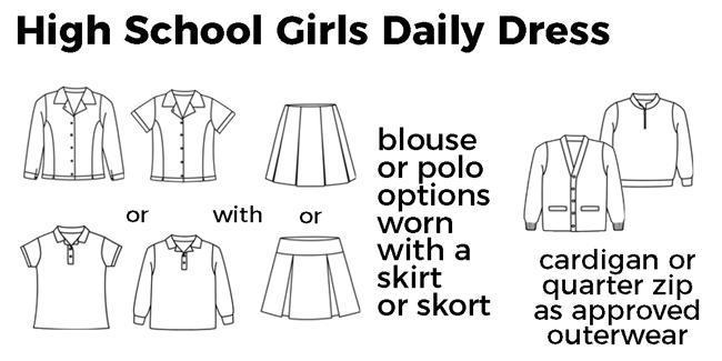 Uniforms – Parents