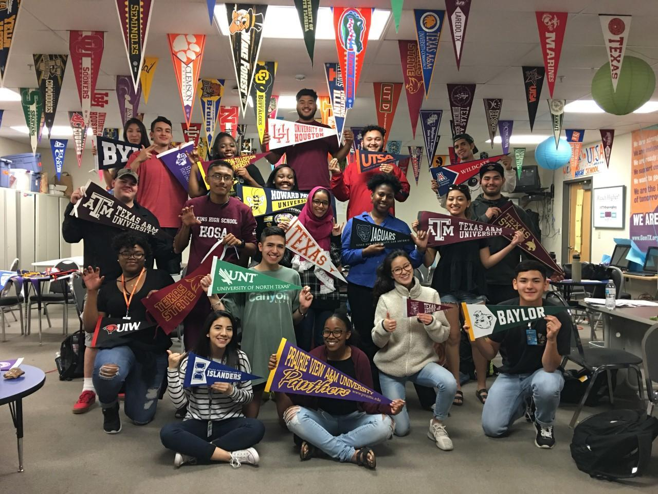 Home College Amp Career Center Akins Early College High