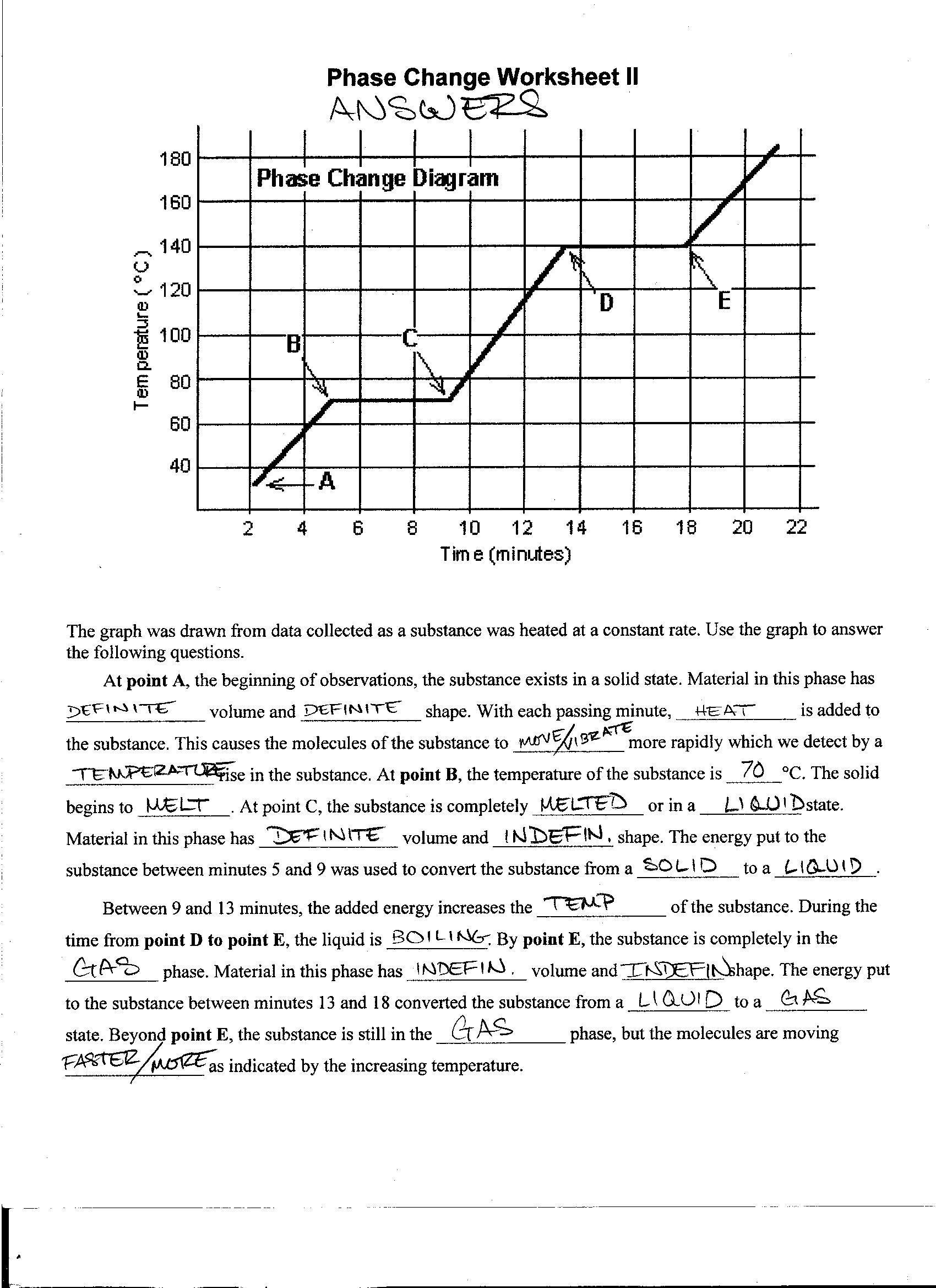 Phase Change Worksheet Answers : phase, change, worksheet, answers, DIAGRAM], Chemistry, Phase, Diagrams, Answers, Version, Quality, CDIAGRAM.RONDINS-PYRENEES.FR