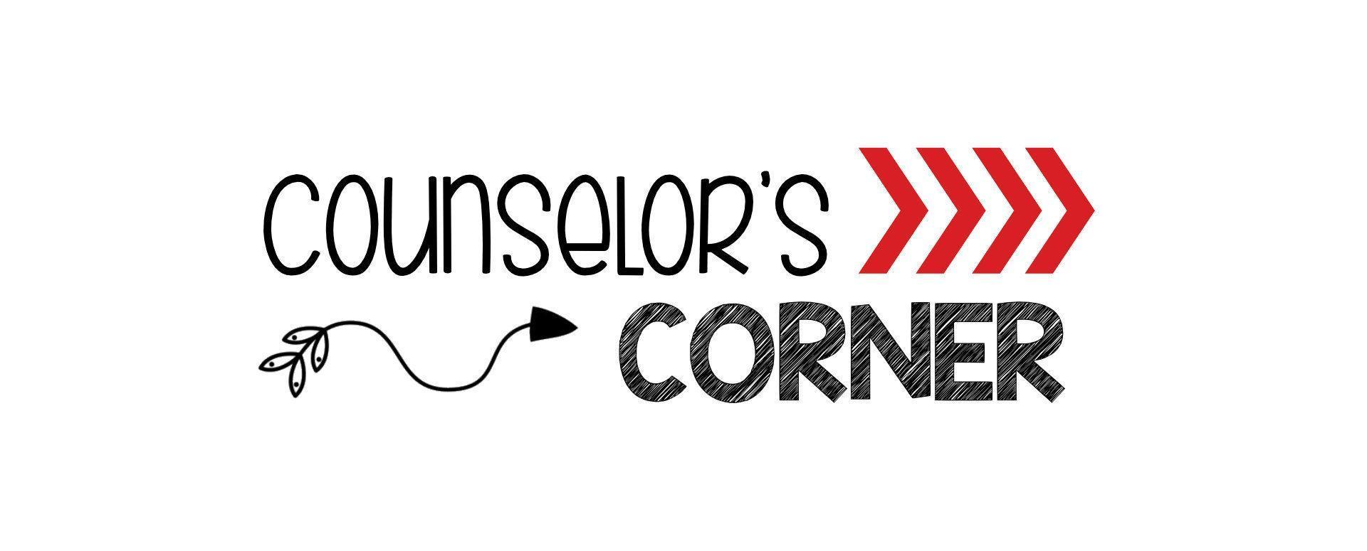 Counselor's Corner – High School
