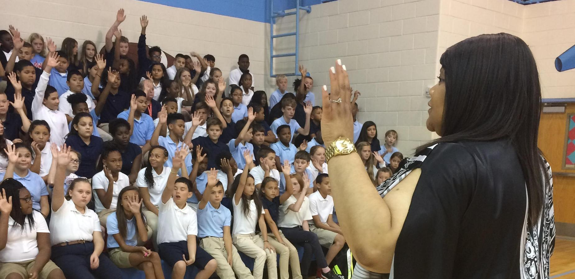 New Heights Middle School