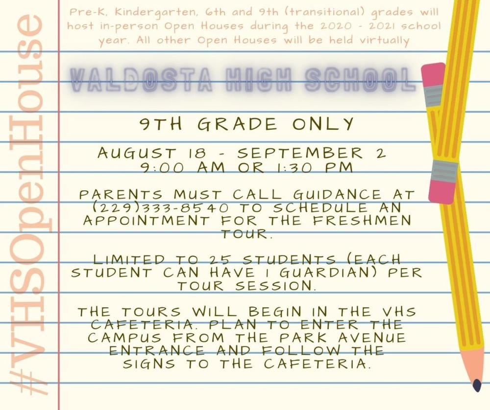 medium resolution of Back to School – Public Relations – Valdosta City School District