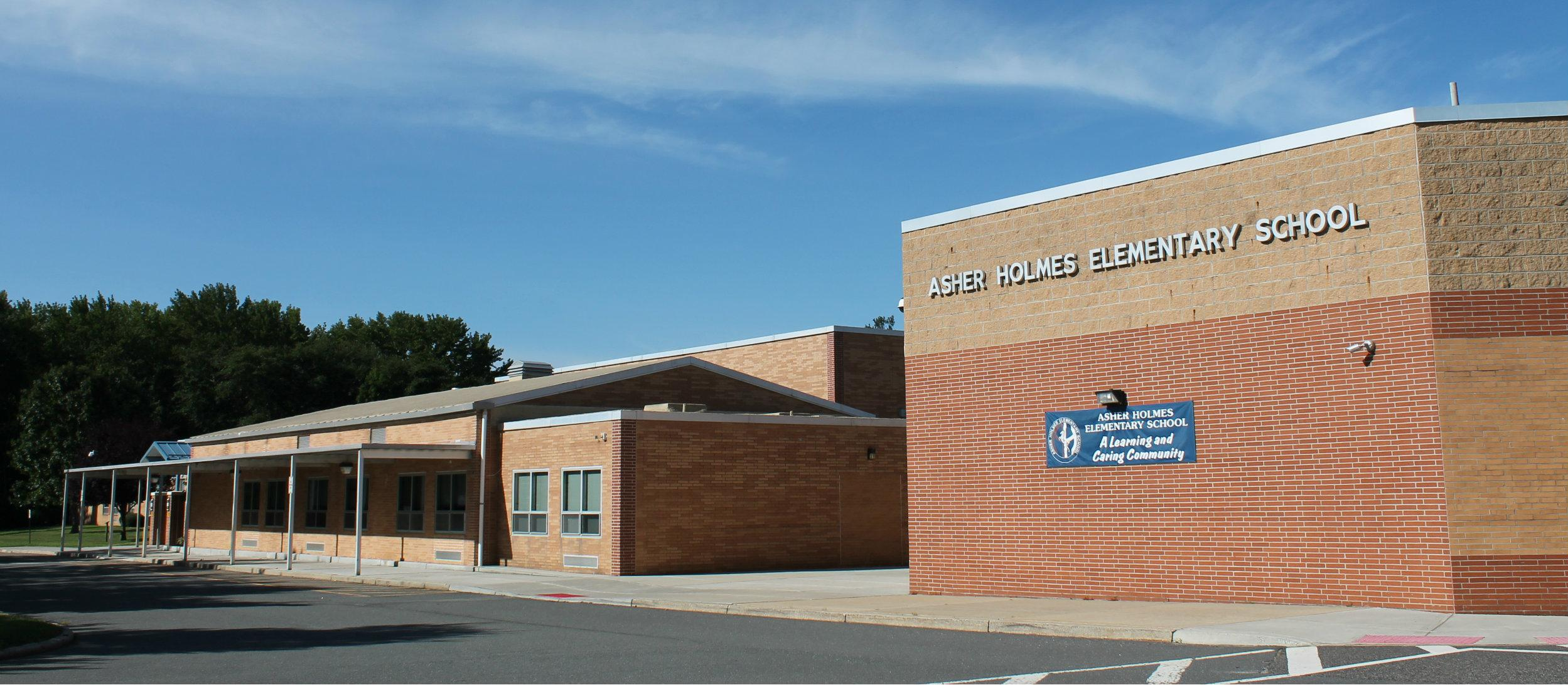 Asher Holmes Elementary School