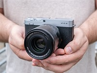 Hands-on with the new Fujifilm XF33mm F1.4 R LM WR
