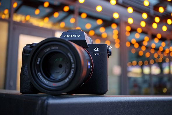 Mirrorless Camera Sony Alpha a7 III