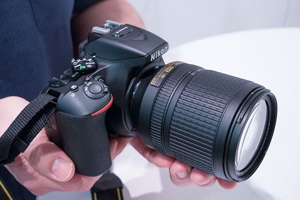 Nikon D5600 Refurbished