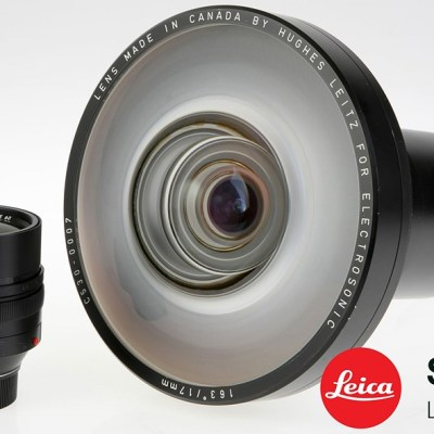This one of a kind Leica prototype 17mm F2 lens can be yours—if you have $50,000 on hand
