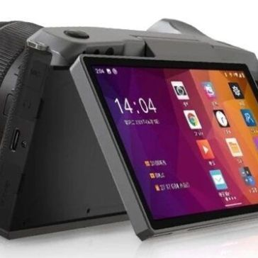 """Yongnuo' new Android 10-powered MFT camera features 20MP sensor, 5"""" touchscreen display"""