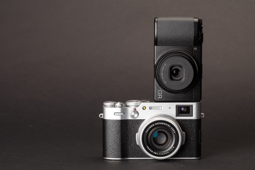 Ricoh GR IIIx vs Fujifilm X100V: which is the photographers' compact king?