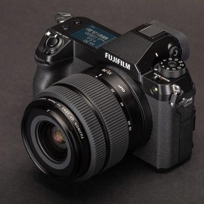 Fujifilm GFX 50S II review
