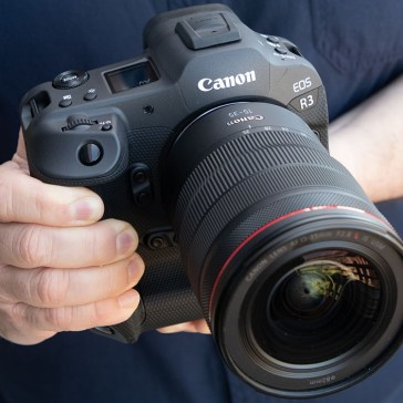 What you need to know about the new Canon EOS R3