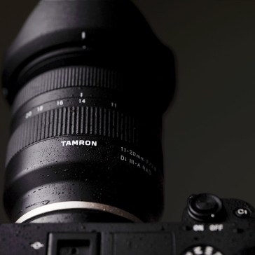 DPReview TV: Tamron 11-20mm F2.8 Di III-A RXD
