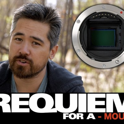 DPReview TV: Requiem For Sony A-Mount